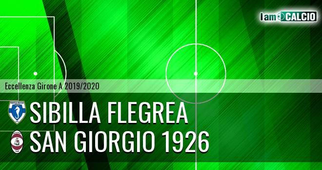Sibilla Flegrea - San Giorgio 1926