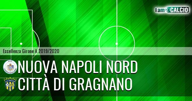 Nuova Napoli Nord - Città di Gragnano 0-2. Cronaca Diretta 13/11/2019