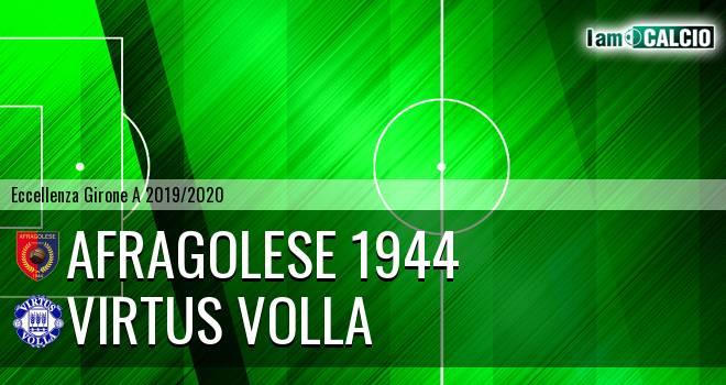 Afragolese 1944 - Virtus Volla