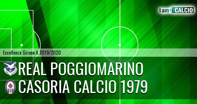 Real Poggiomarino - Casoria Calcio 1979