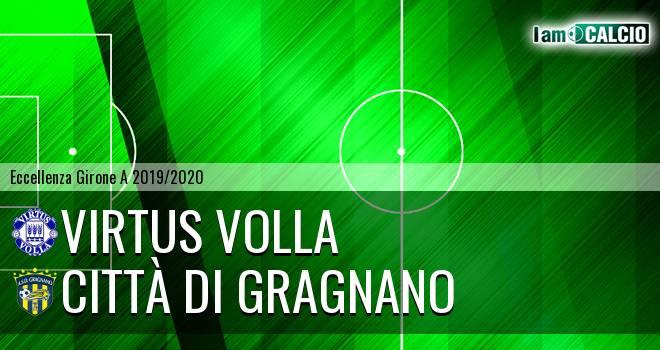 Virtus Volla - Città di Gragnano