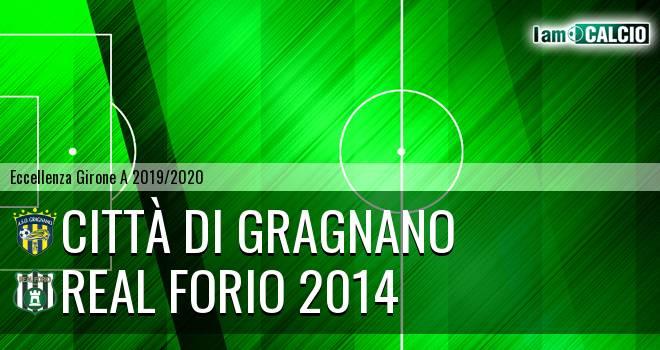 Città di Gragnano - Real Forio 2014