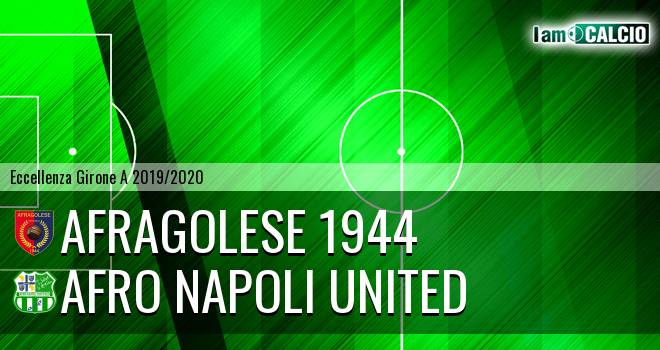 Afragolese 1944 - Afro Napoli United