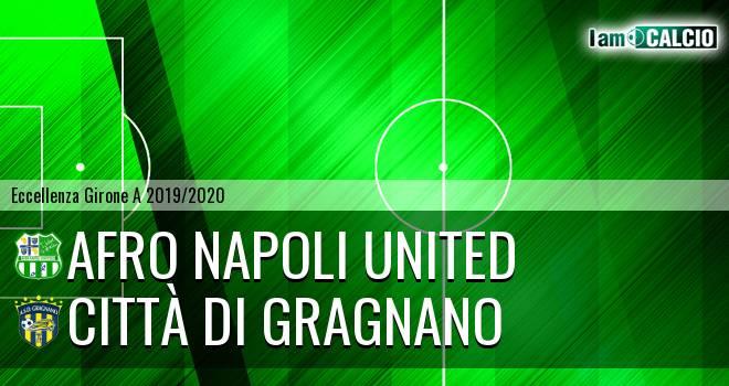 Afro Napoli United - Città di Gragnano