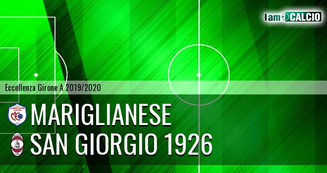 Mariglianese - San Giorgio 1926