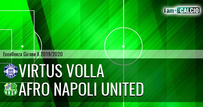 Virtus Volla - Afro Napoli United