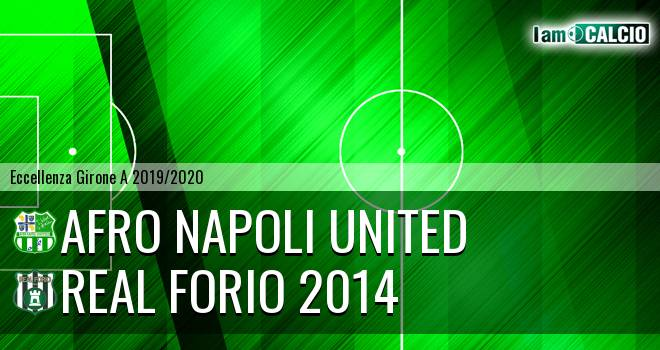 Afro Napoli United - Real Forio 2014