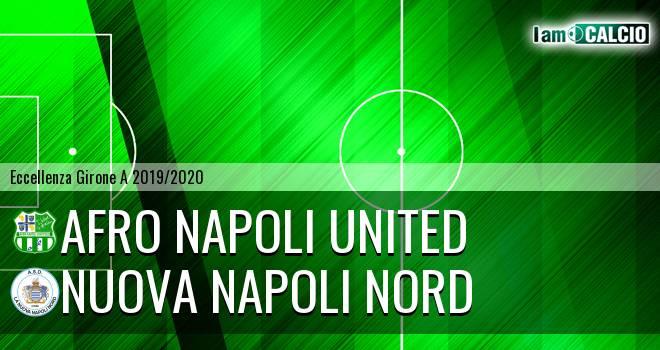 Napoli United - Nuova Napoli Nord