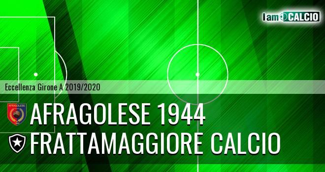 Afragolese 1944 - Frattamaggiore Calcio