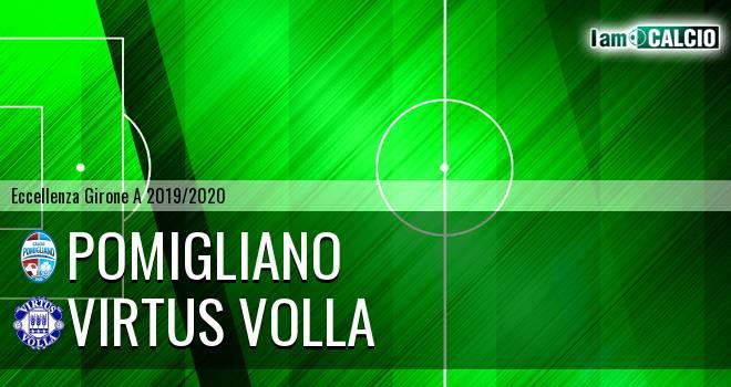 Pomigliano - Virtus Volla