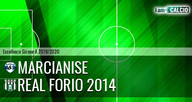 Marcianise - Real Forio 2014