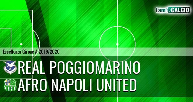 Real Poggiomarino - Afro Napoli United