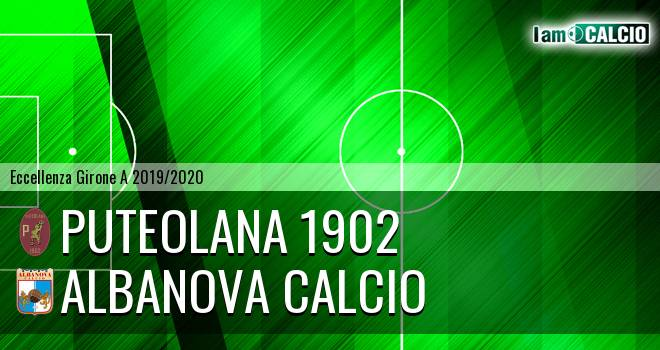 Puteolana 1902 - Albanova Calcio