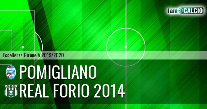 Pomigliano - Real Forio 2014
