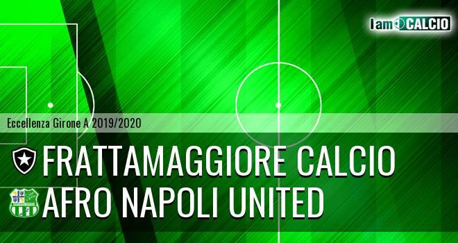 Frattamaggiore Calcio - Napoli United
