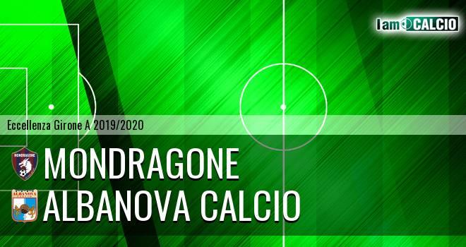 Mondragone - Albanova Calcio