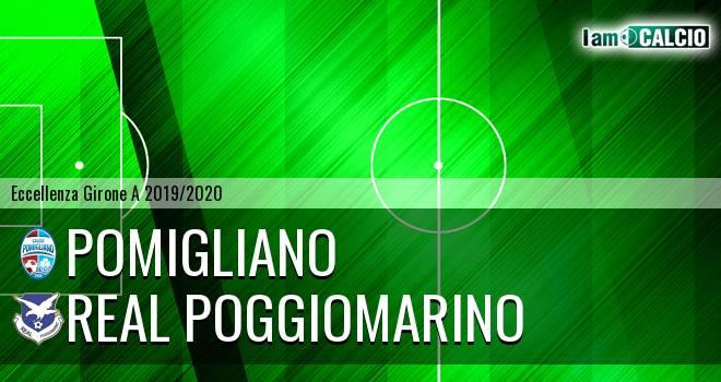 Pomigliano - Real Poggiomarino