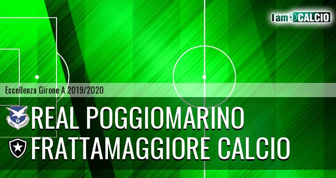 Real Poggiomarino - Frattamaggiore Calcio