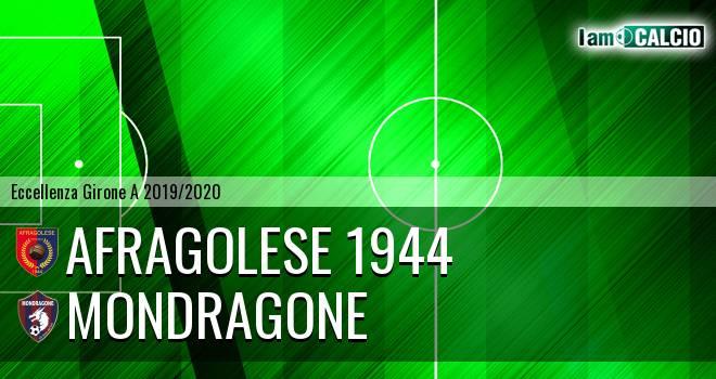 Afragolese 1944 - Mondragone
