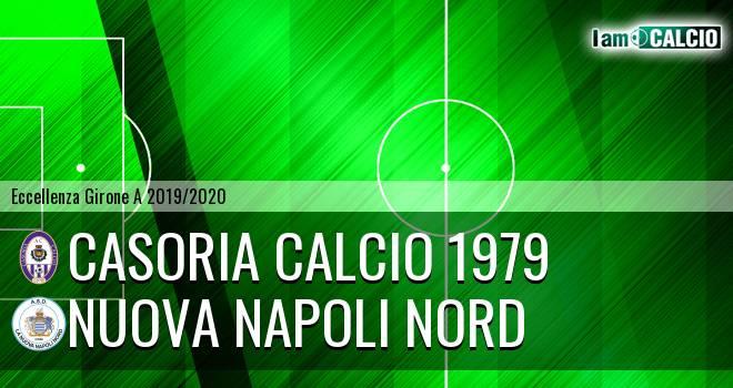 Casoria Calcio 1979 - Nuova Napoli Nord