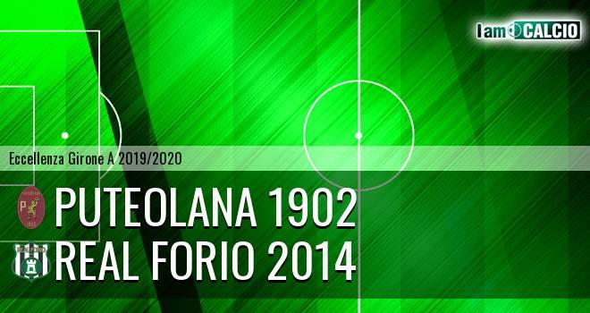 Puteolana 1902 - Real Forio 2014