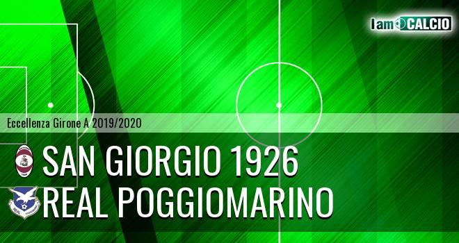 San Giorgio 1926 - Real Poggiomarino