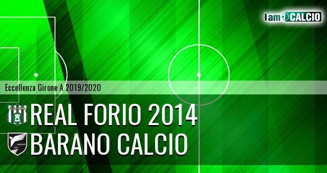 Real Forio 2014 - Barano Calcio