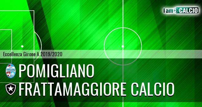 Pomigliano - Frattamaggiore Calcio