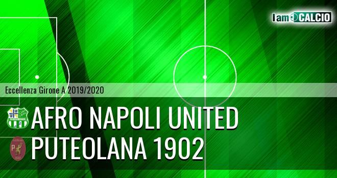 Napoli United - Puteolana 1902