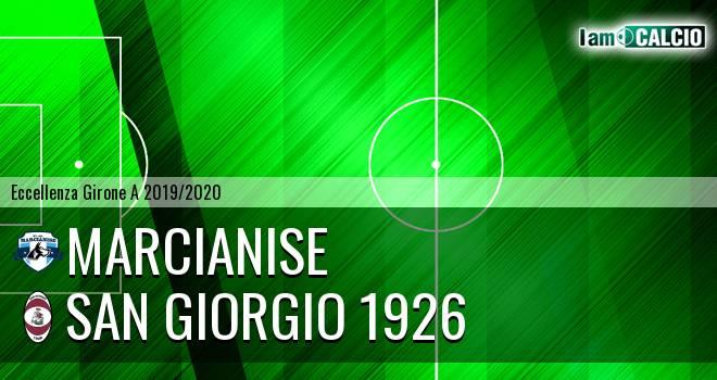 Marcianise - San Giorgio 1926