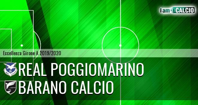 Real Poggiomarino - Barano Calcio
