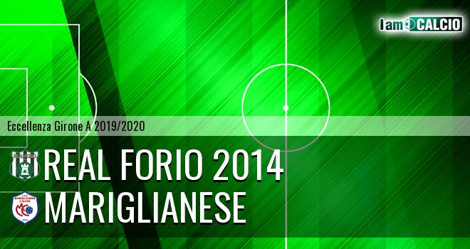 Real Forio 2014 - Mariglianese