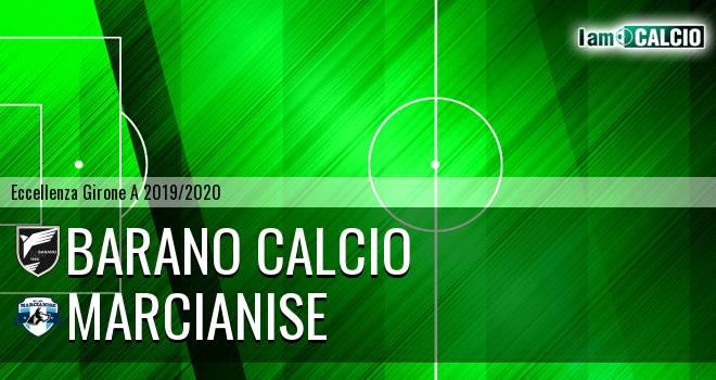 Barano Calcio - Marcianise