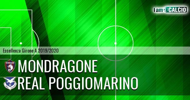 Mondragone - Real Poggiomarino