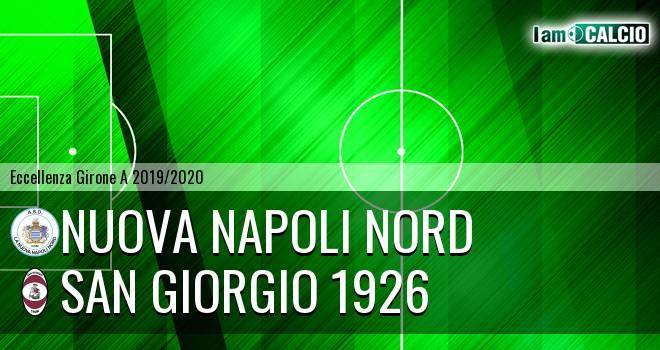 Nuova Napoli Nord - San Giorgio 1926