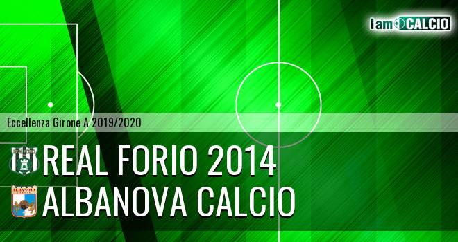 Real Forio 2014 - Albanova Calcio