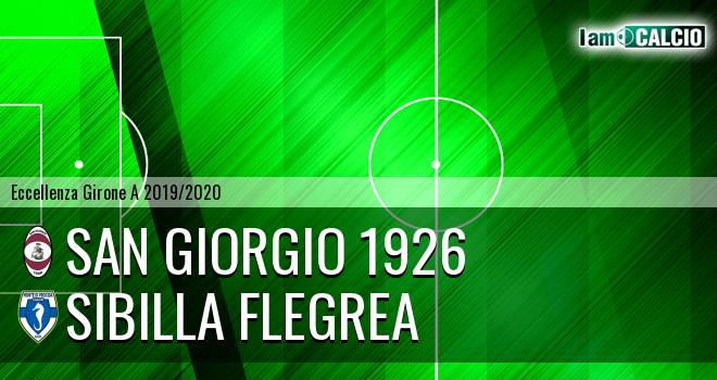 San Giorgio 1926 - Sibilla Flegrea