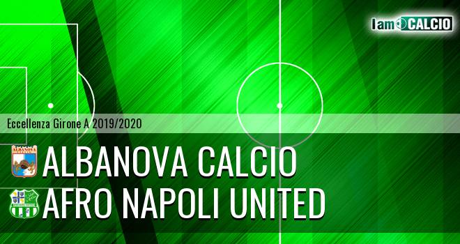 Albanova Calcio - Napoli United