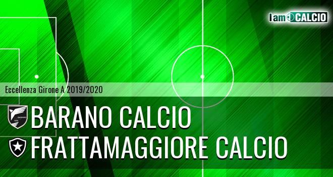 Barano Calcio - Frattamaggiore Calcio