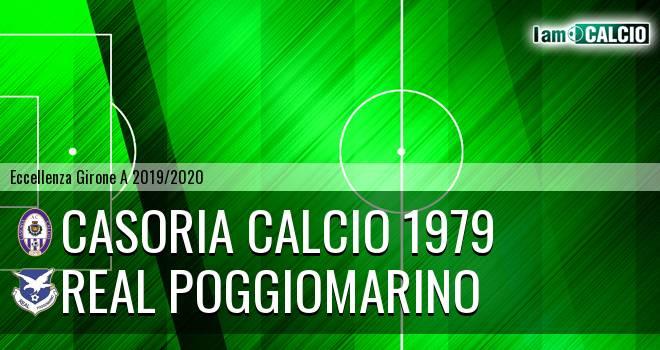 Casoria Calcio 1979 - Real Poggiomarino