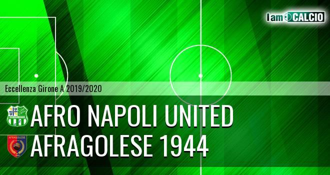 Napoli United - Afragolese 1944