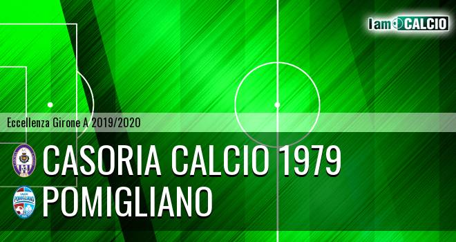 Casoria Calcio 1979 - Pomigliano