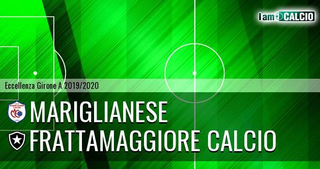 Mariglianese - Frattamaggiore Calcio