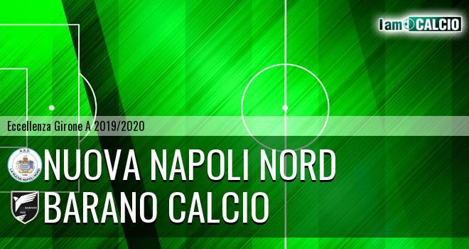 Nuova Napoli Nord - Barano Calcio