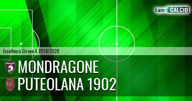 Mondragone - Puteolana 1902
