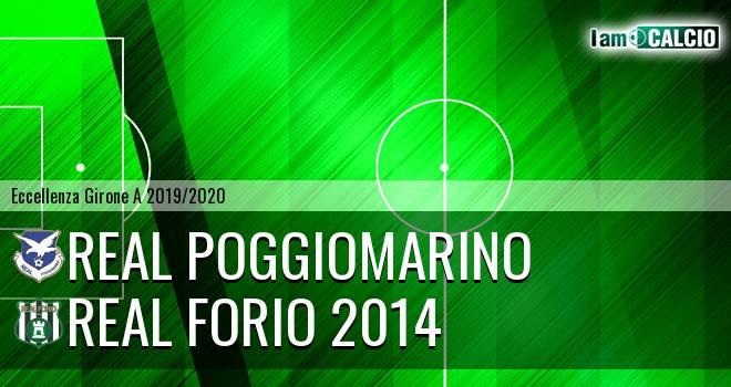 Real Poggiomarino - Real Forio 2014