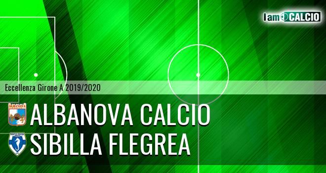 Albanova Calcio - Sibilla Flegrea