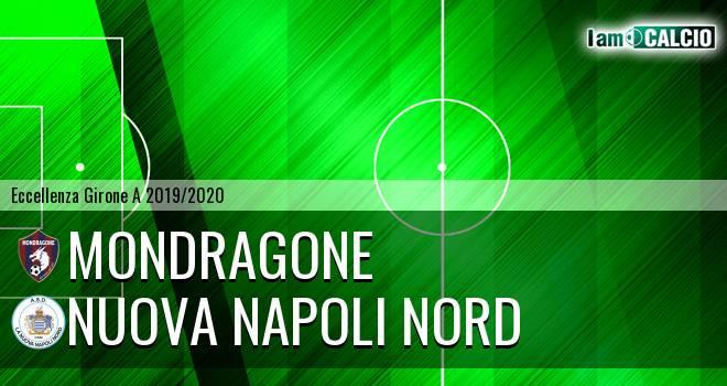 Mondragone - Nuova Napoli Nord