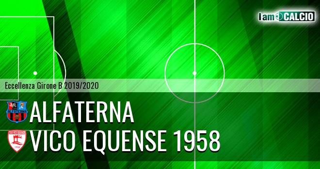 Alfaterna - Vico Equense 1958