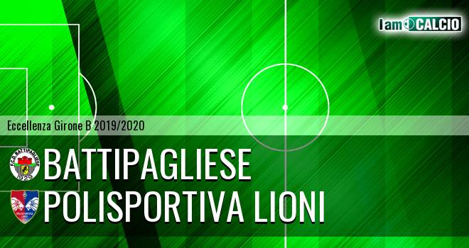 Battipagliese - Polisportiva Lioni